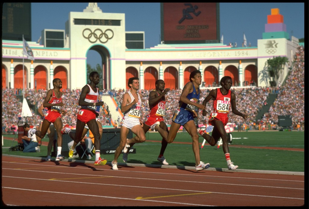Los Angeles 1984 is widely regarded as a turning point in the fortunes of the Olympic Movement ©Getty Images