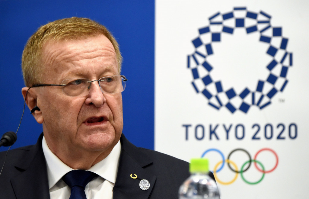 Coates welcomes Tokyo 2020 golf course's rule change to allow female members