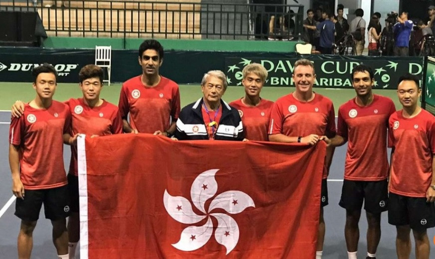 Hong Kong withdraw from Davis Cup tie in Pakistan due to security concerns