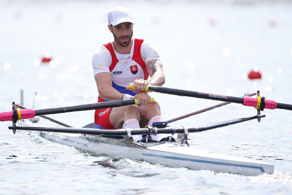 Babac makes it five medals from five events at World Rowing Cup in Lucerne