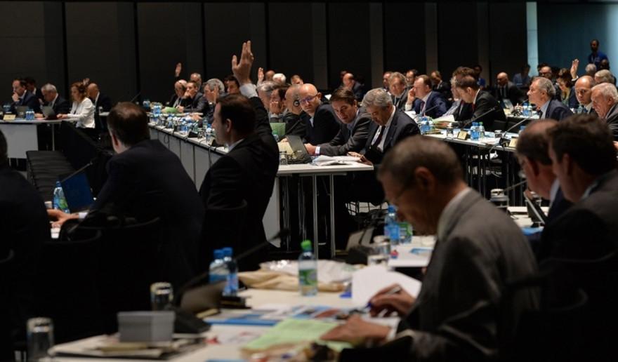Sebastian Coe and Marisol Casado are set to be elected onto the ASOIF Council ©ASOIF