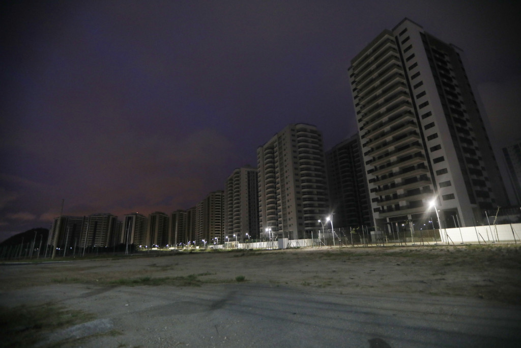 Rio 2016 Athletes' Village apartments set to go on sale in June