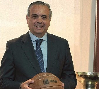 Former Spanish basketball boss resigns from FIBA Executive Committee