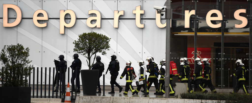 A man was shot dead at Paris' Orly airport on Saturday ©Getty Images