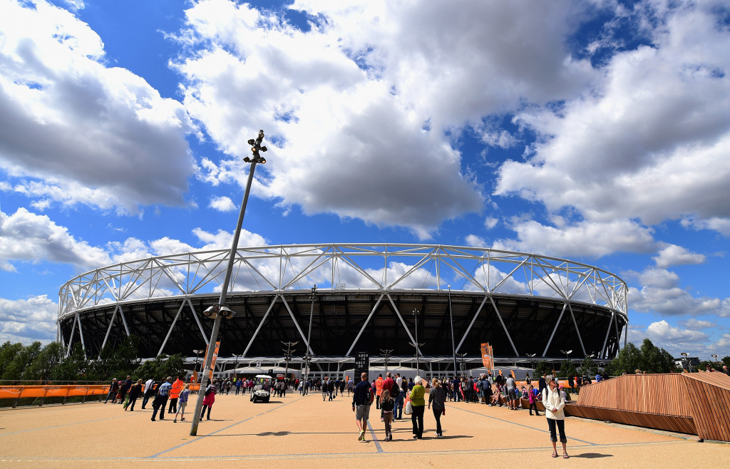 London's Olympic Stadium set to host 2019 Cricket World Cup matches