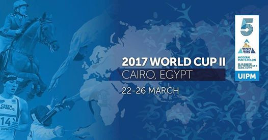 UIPM World Cup heads to Cairo for second event of season