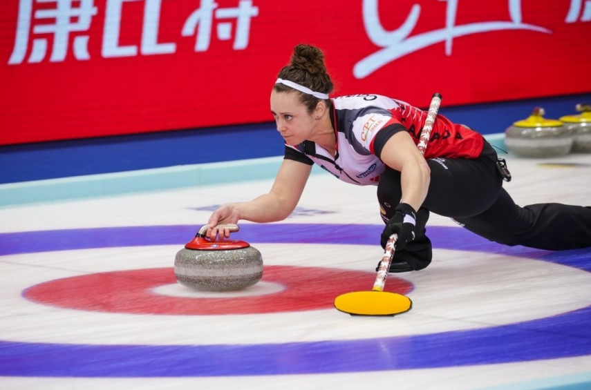 Canada secure seventh straight win at World Women's Curling Championship