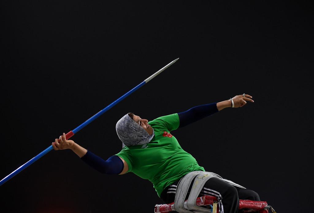 Algeria continue dominant form at World Para Athletics Dubai Grand Prix