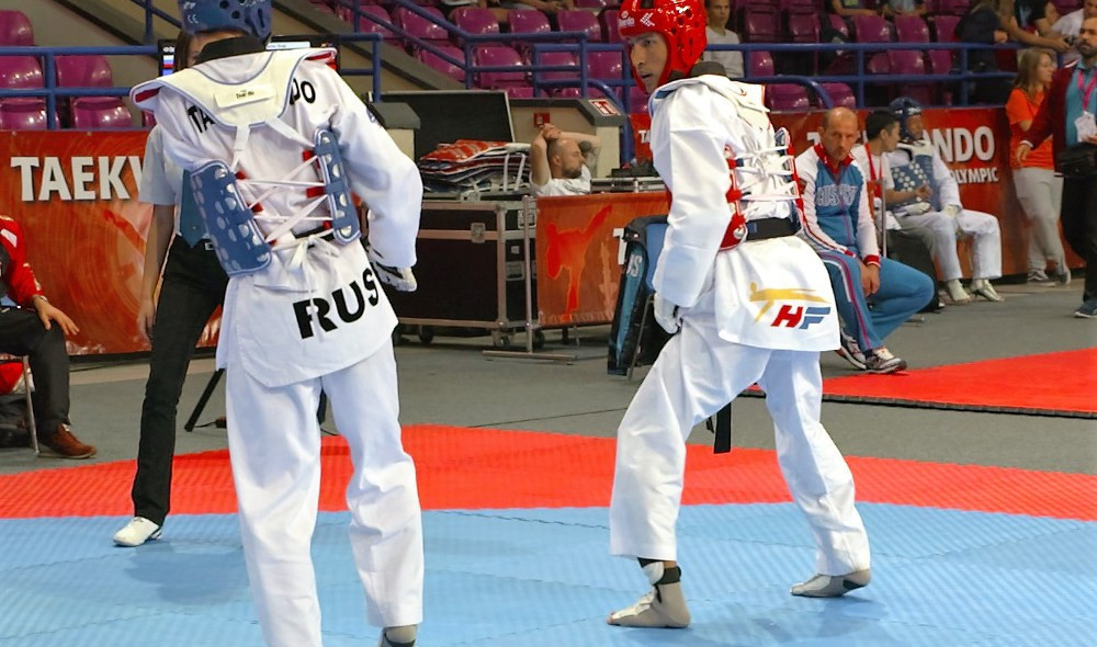 Refugee athlete Hadi Hassanzada is set to compete at the African Para Taekwondo Open ©THF