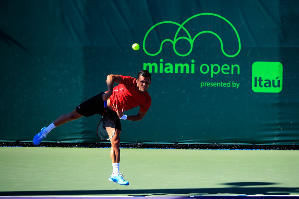 Becker surprises Youzhny in Miami Open qualifying