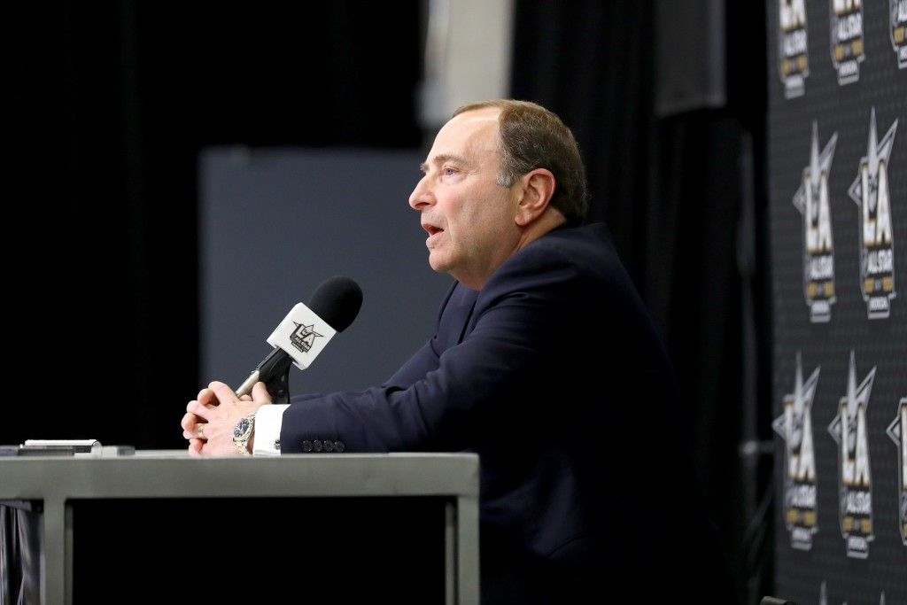"NHL boss says ""people should assume"" players will not be at Pyeongchang 2018"