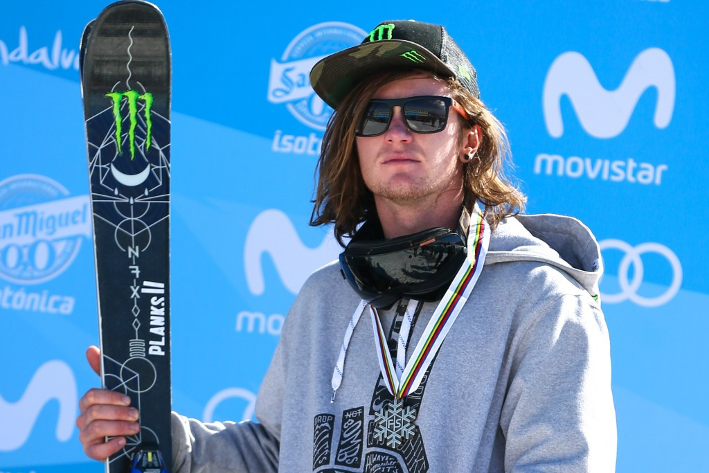"Woods slams ""pathetic"" organisation of FIS Freestyle Ski and Snowboard World Championships"