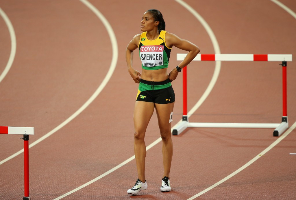 Jamaican athletes deny wrongdoing after charged with doping offences