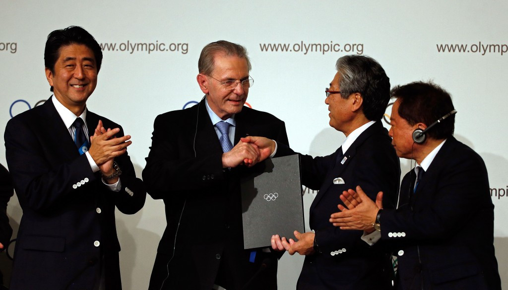 Madrid finished third in the 2013 election for the 2020 Olympic and Paralympics Games awarded to Tokyo ©Getty Images