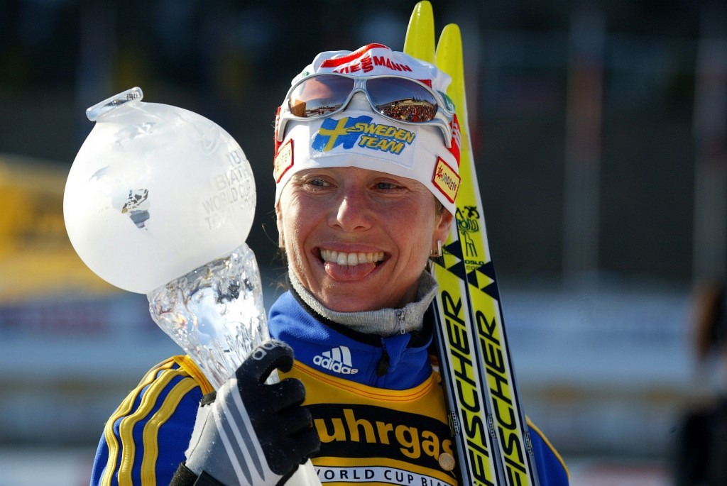 Swedish biathlon star to feature in Eurosport Pyeongchang 2018 coverage