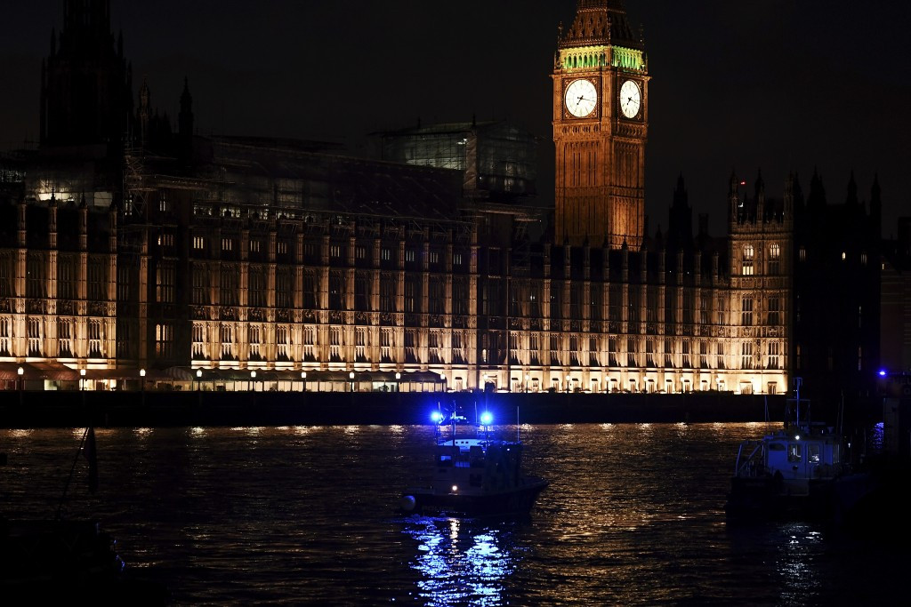 Members of the British Lionhearts and Italia Thunder boxing teams were among those caught up in a terrorist attack in Westminster today ©Getty Images