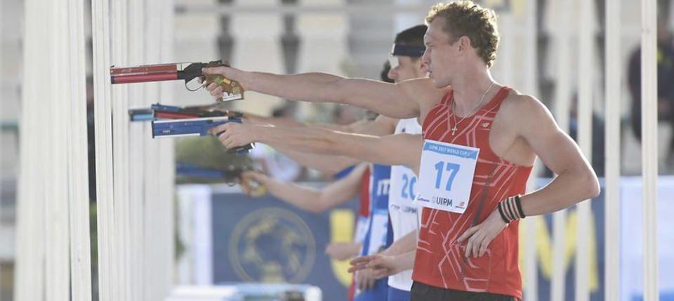 Home athletes progress as Cairo leg of UIPM World Cup begins