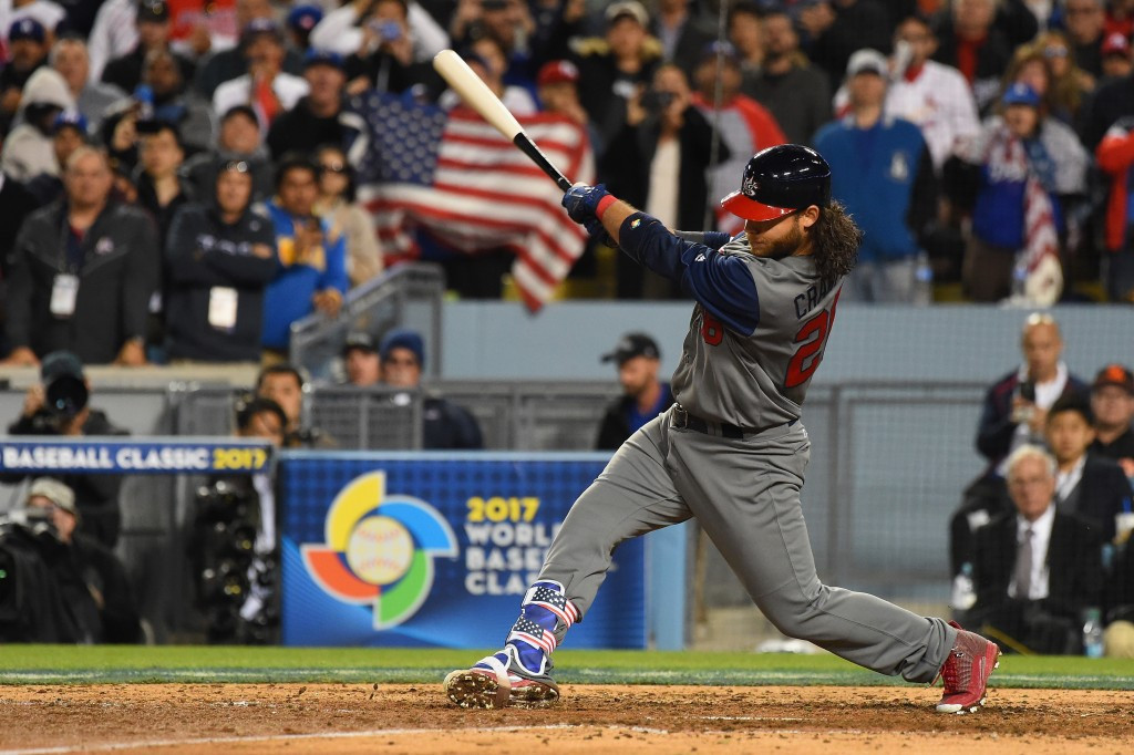 The United States won the World Baseball Classic as they beat Puerto Rico in the final ©Getty Images