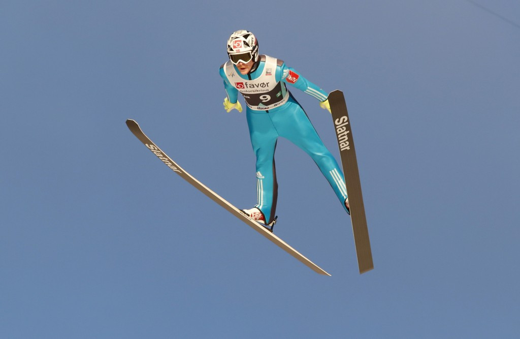 Johansson celebrates 27th birthday by topping FIS Ski Jumping World Cup Final qualification