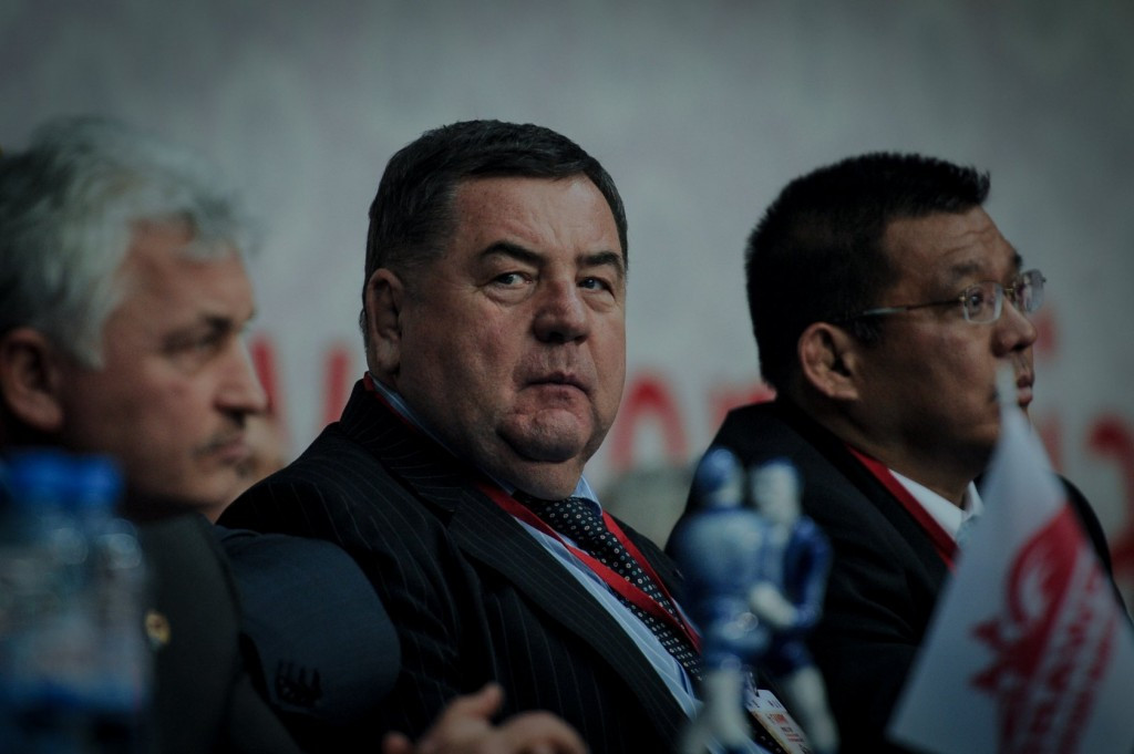 FIAS President Vasiliy Shestakov has hailed the growth of the event ©FIAS