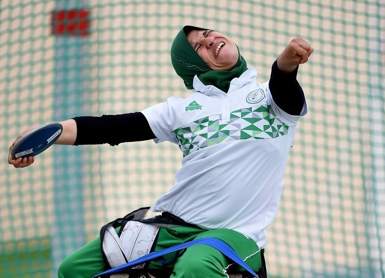Gasmi and Alpinis break more throwing world records in Dubai