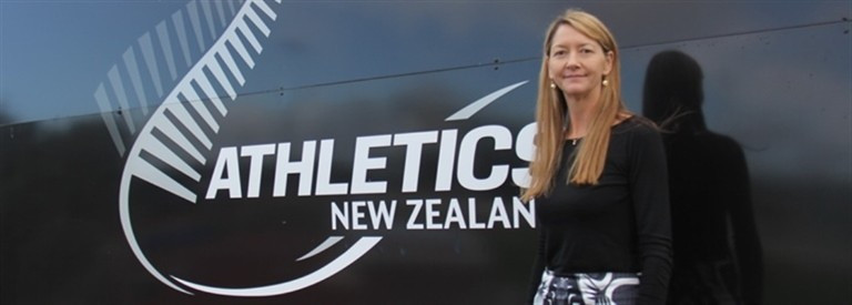 Hamersley to stand down as Athletics New Zealand chief executive