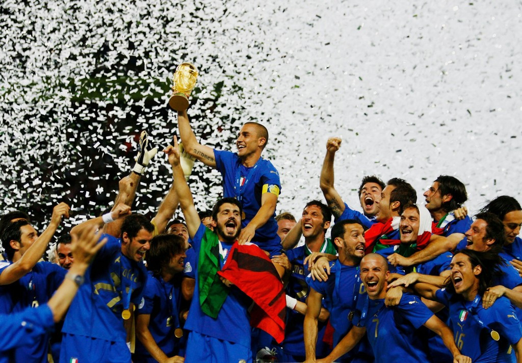 Investigations into the way Germany secured the rights to the 2006 World Cup, won by Italy, continue ©Getty Images