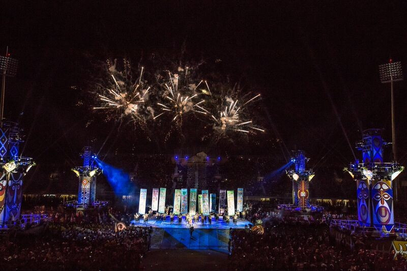 The Pacific Games began with a spectacular Opening Ceremony and the event has largely been successful since