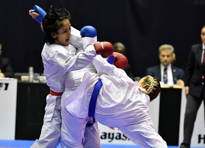 The WKF has increased the number of Registered Testing Pool athletes by 50 per cent ©WKF