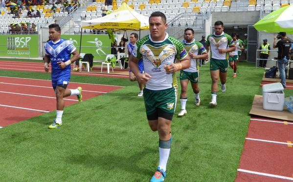 The rugby league nines event at Port Moresby 2015 reached its conclusion following two intense days of competition ©Port Moresby 2015