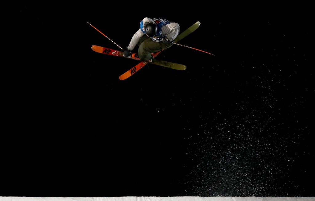 Christian Nummedal won today's big air competition ©Getty Images