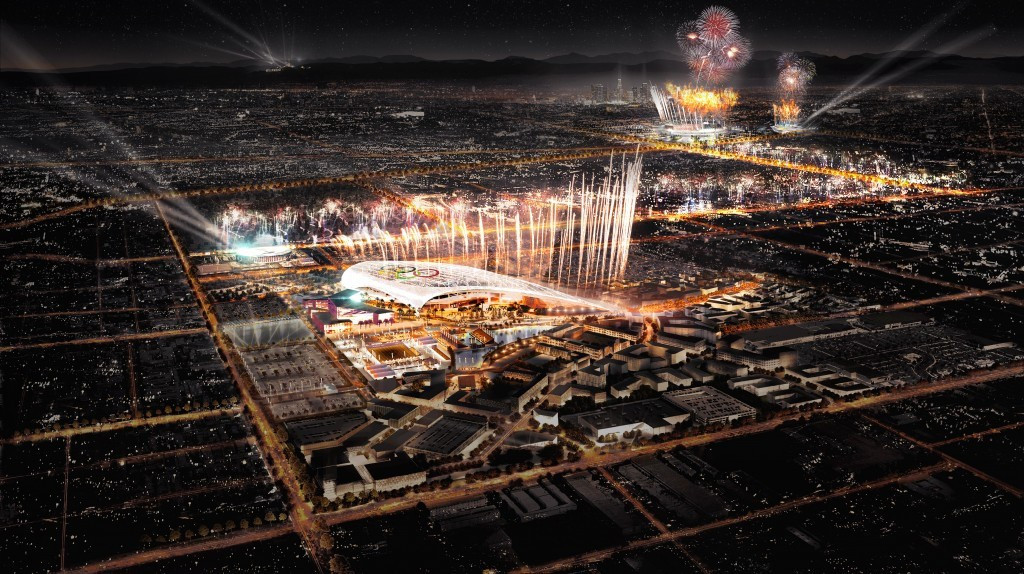 Los Angeles has announced Opening Ceremony ticket prices comparable with those for the Super Bowl ©LA2024
