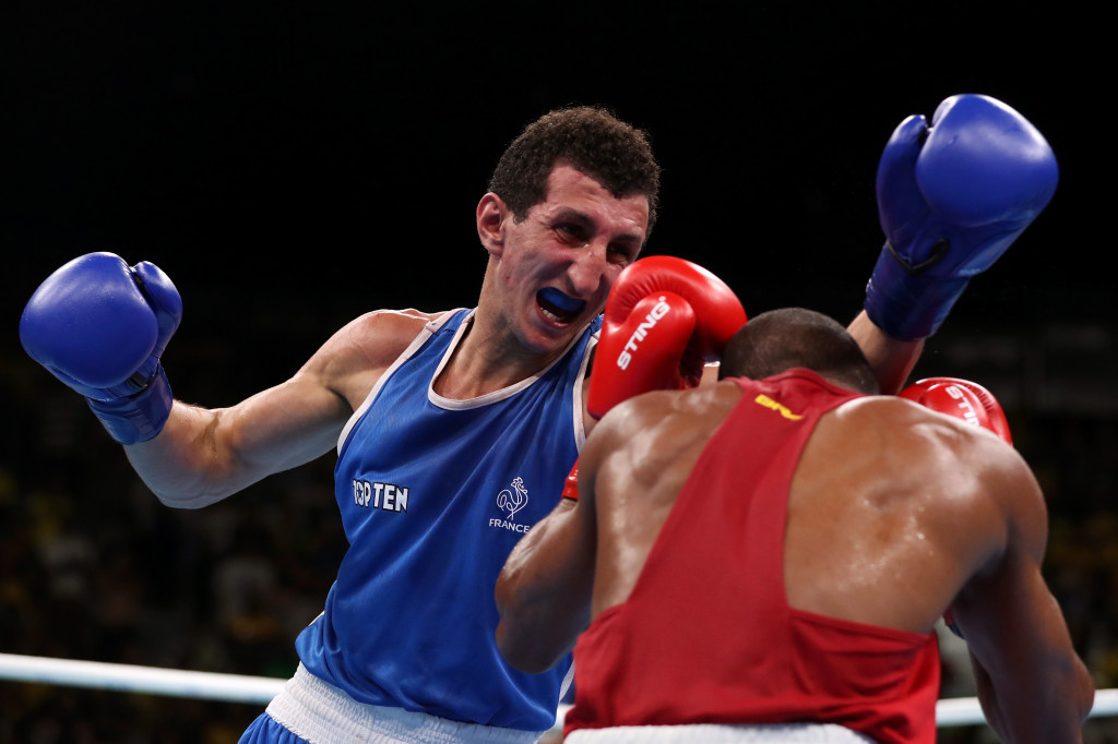 France Fighting Roosters pip Morocco Atlas Lions in World Series of Boxing