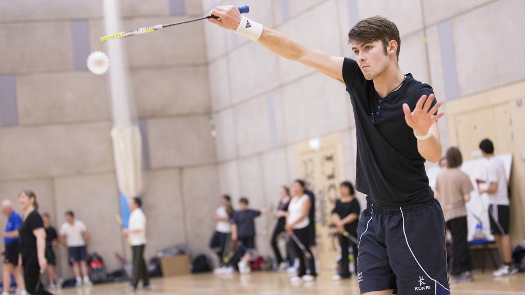 Badminton England are among the seven national governing body's to benefit from Sport England's third batch of four-year grants ©Sport England