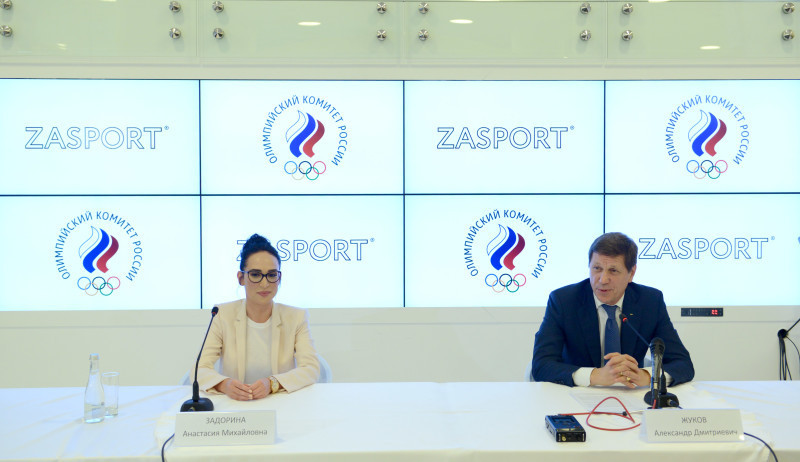 Russian Olympic Committee sign kit deal with ZA Sport