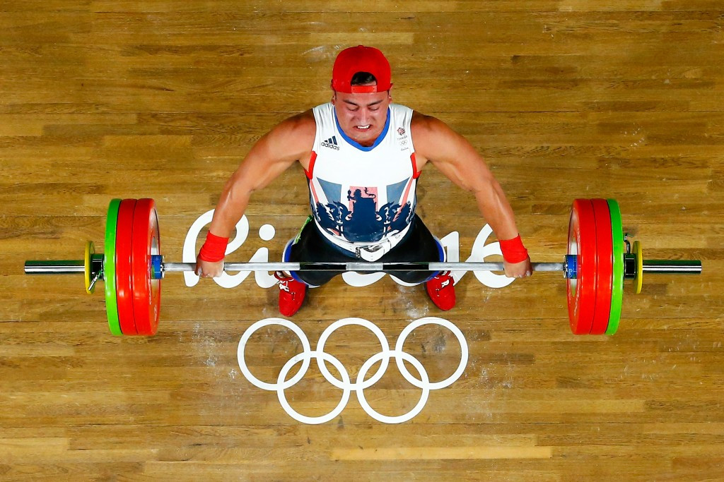 Weightlifting was one of the five Olympic sports which had its UK Sport funding cut entirely for the four-year Tokyo 2020 cycle ©Getty Images