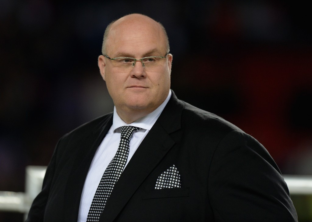 RFL chief executive Nigel Wood has welcomed Sport England's funding as the governing body strives to develop rugby league ©Getty Images