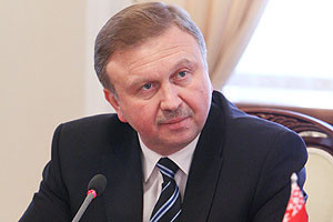 Belarus Prime Minister Andrei Kobyakov has spoken about the 2019 European Games ©belarus.by