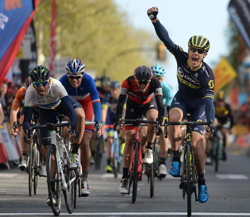 Froome loses 26 minutes as Impey wins Volta a Catalunya sprint