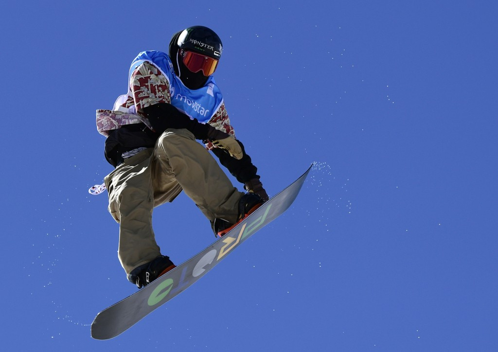 Corning wins season's final FIS Snowboard Slopestyle World Cup stage as Gerard clinches title