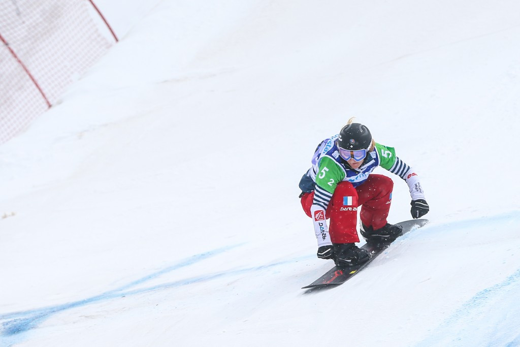 Bankes and Eguibar set for Snowboard Cross World Cup following world title wins