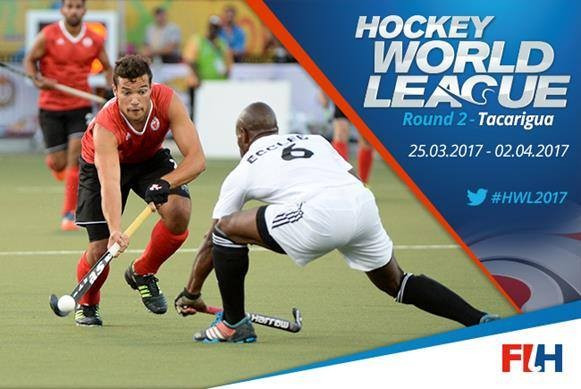 Russia beat hosts as final Hockey World League round-two event begins