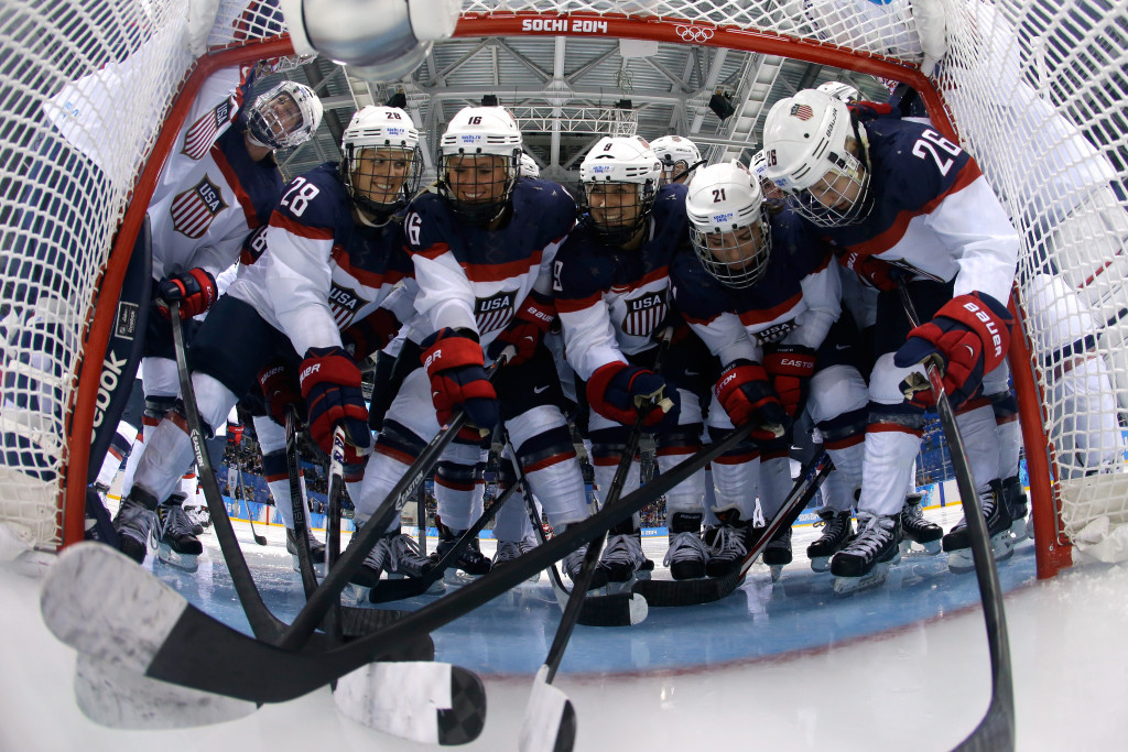 US Senators respond to women's national team wage agreement with USA Hockey