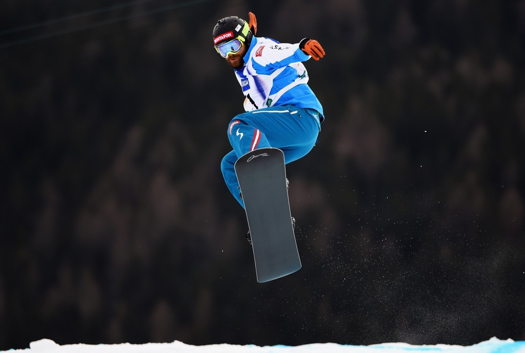 Austria and Italy win team events as FIS Snowboard Cross World Cup final concludes