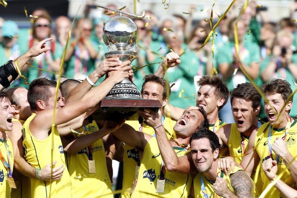Australia are the reigning Hockey World Cup champions ©Getty Images