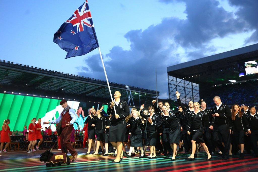 A New Zealand official believes the country would be capable of hosting a downscaled Commonwealth Games ©Getty Images