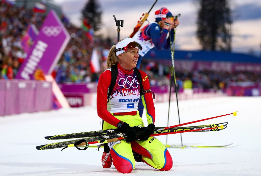 Winter Olympian Tófalvi announces biathlon retirement