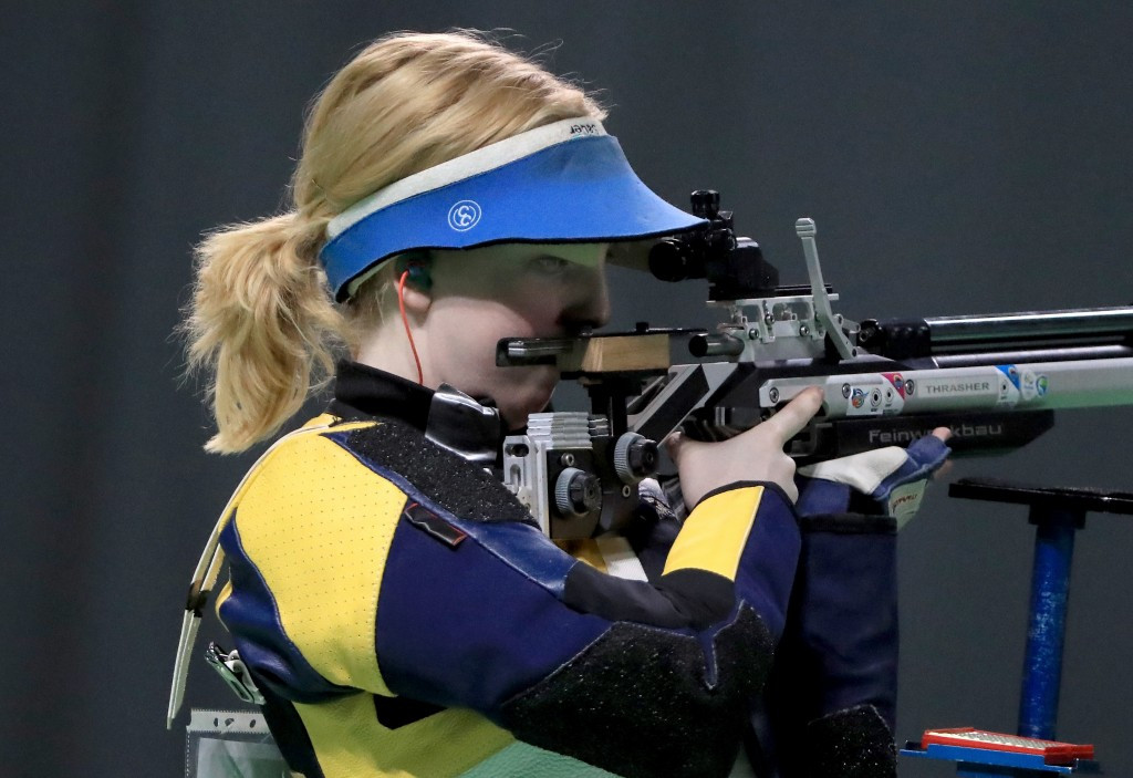 Changes to ensure gender equality have been made to shooting's Olympic programme ©Getty Images