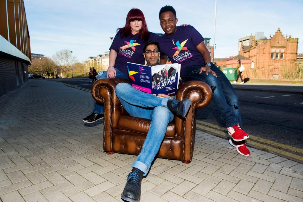 Applications open for Glasgow 2018 volunteer programme