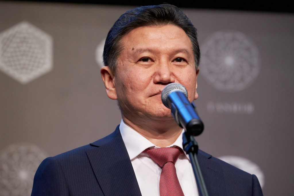 World Chess Federation President Kirsan Ilyumzhinov has denied a report by his own organisation that he has resigned from his role ©Getty Images